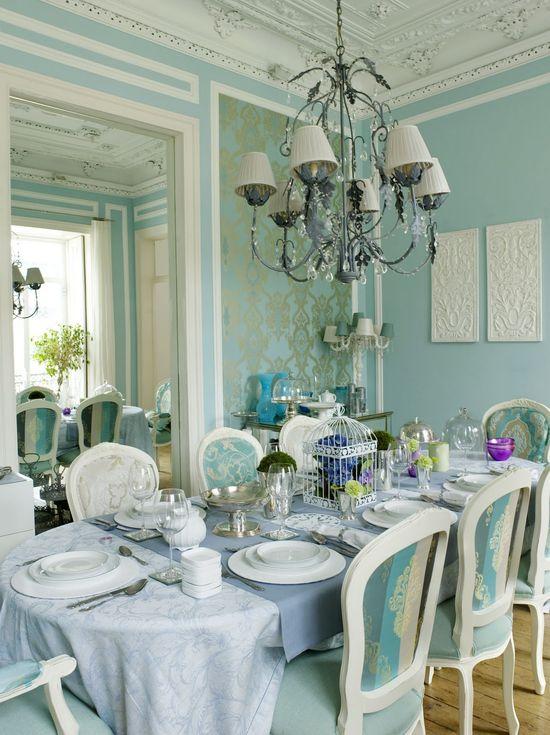 #turquoise #decor