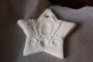 MsStitcher: Salt Dough Christmas Decorations