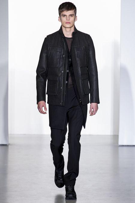 Calvin Klein Collection fall 2013 mens fashion #calvinkleincollection #milanfashionweek