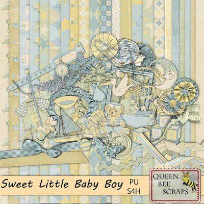 Sweet Little Baby Boy