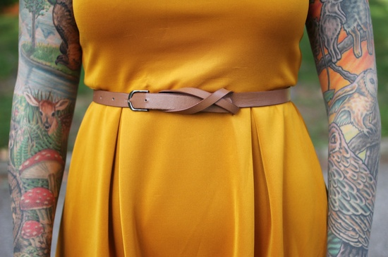 love her belt