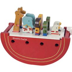 Noahs Red Cruise Toy