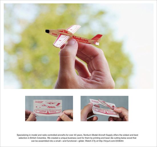 Aircraft Business Card