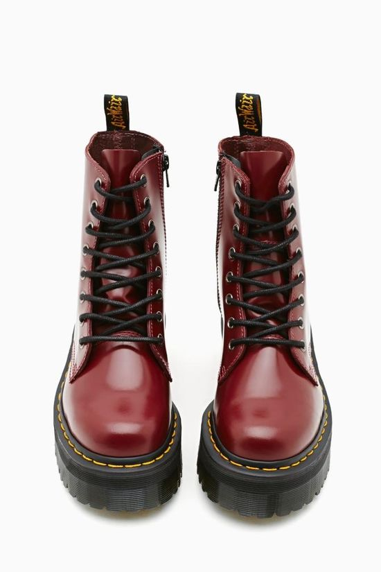 Dr. Martens x Agyness Deyn Jadon 8 Eye Boot