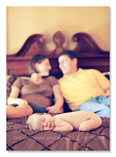 Love for a newborn