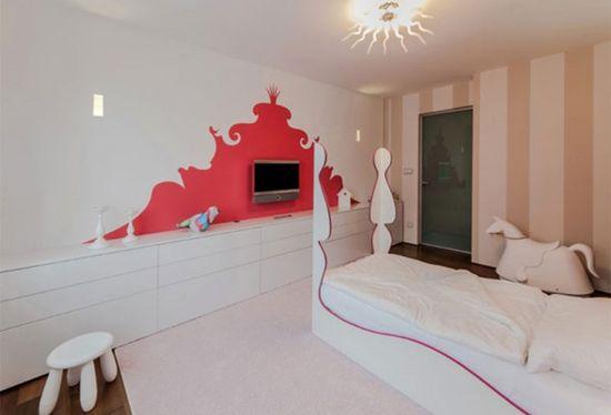 modern design bedroom Picture