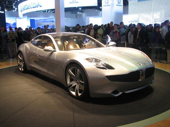 Why did Mr. Fisker leave Fisker? #cars #Fisker