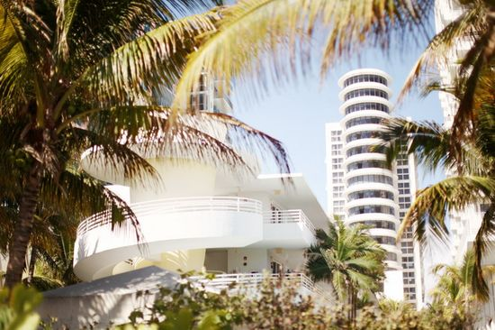 "An architectural masterpiece - ""Miami"""