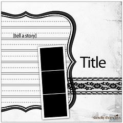 Scrapbook layouts!!