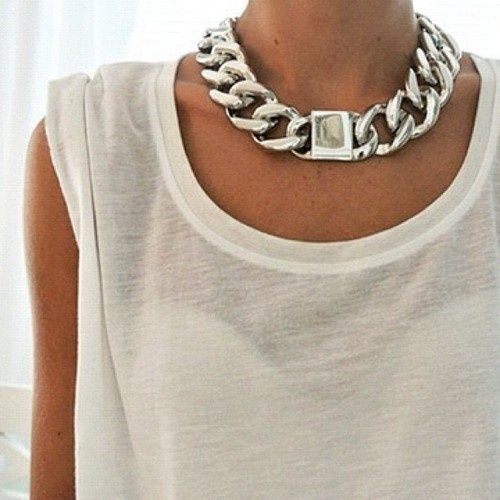 Chain Statement #summer clothes #clothes for summer #summer clothes style