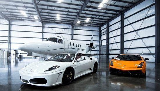 Ferrari vs Lamborghini vs Jet :)  Which 1 would you choose