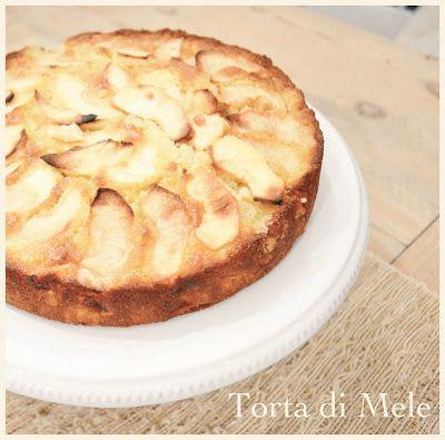 Italian Apple Cake Recipe #apples #fall #cake #recipes