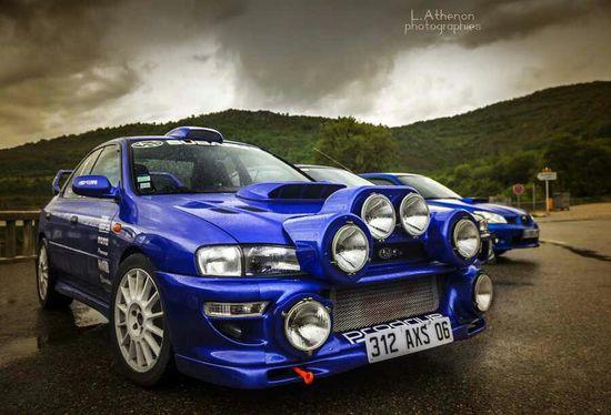 Extreme Impreza GT~