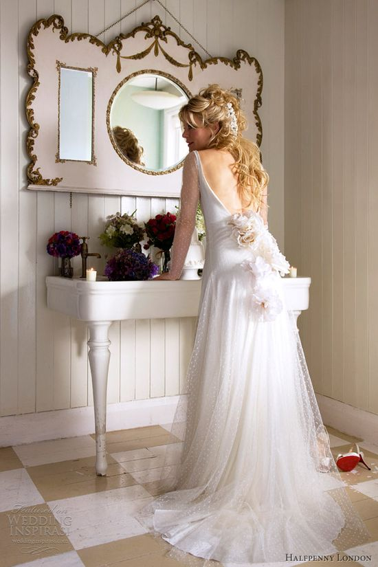 Halfpenny London 2013 Wedding Dresses