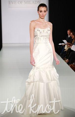 Eve of Milady Spring 2013 #BridalFashionWeek