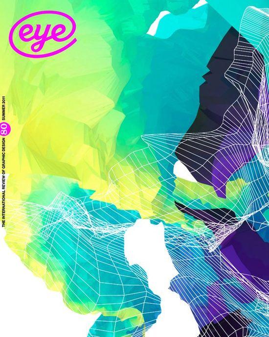 Eye Magazine Cover