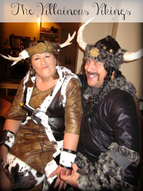 Couples Costume Party Ideas