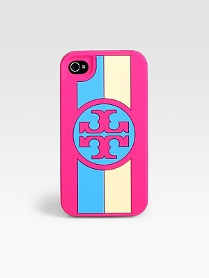 Tory Burch - Roslyn Striped Hard iPhone Case - Saks.com