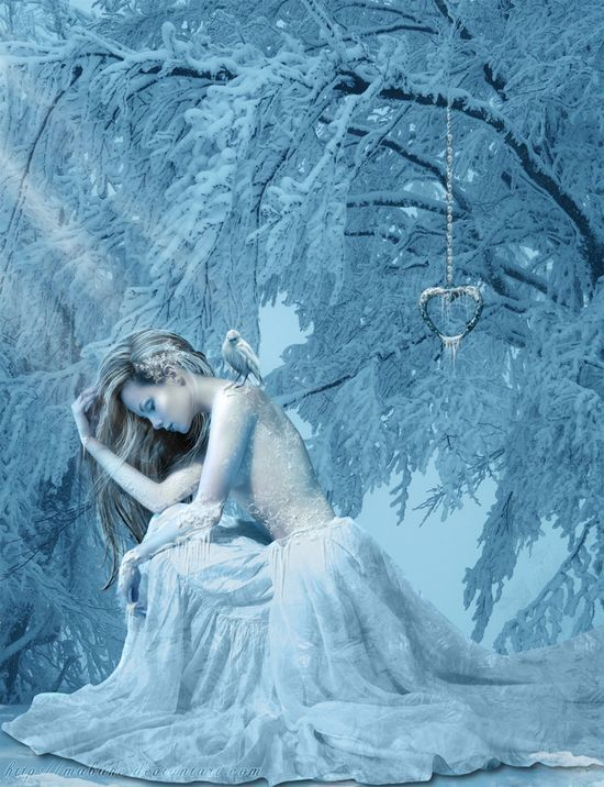 Frozen Feelings by ~Mabahe on deviantART