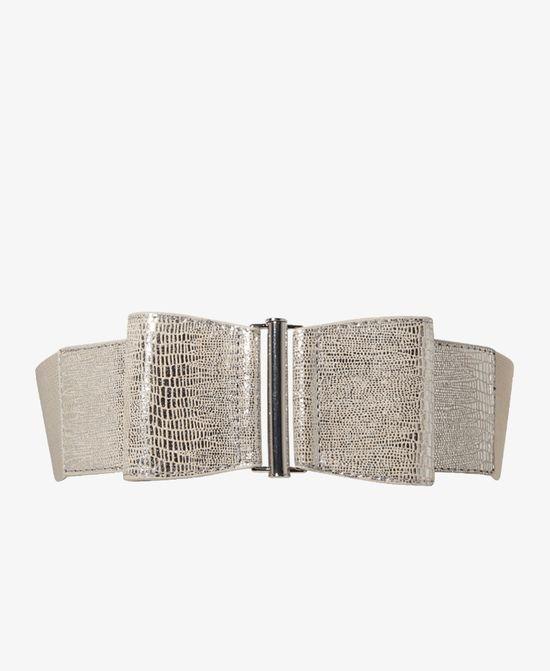 Metallic Bow Waist Belt #partyperfect
