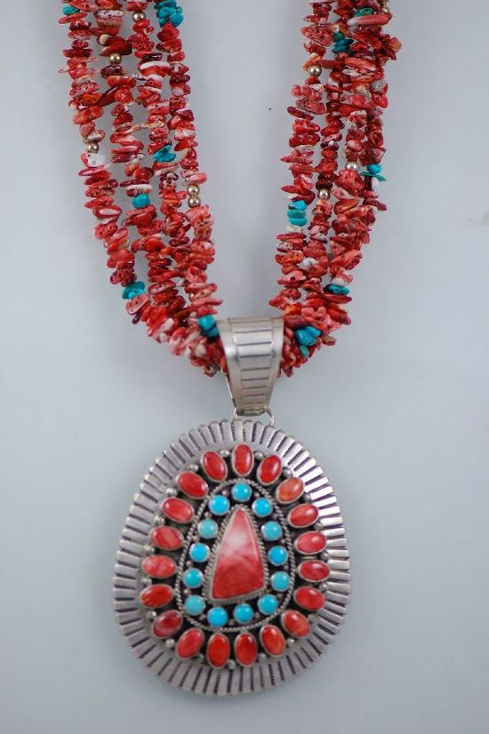 Unique Native American Indian Jewelry