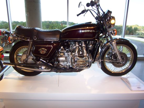 1976 Honda Gold Wing GL1000 Limited Edition