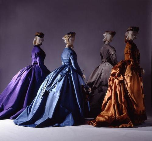 1867 dresses