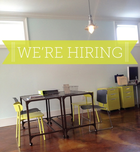 Delphine is hiring a studio intern to help with social media and marketing