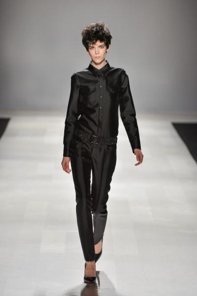Toronto Fashion Week: Joe Fresh Fall 2013 / Photo by George Pimentel