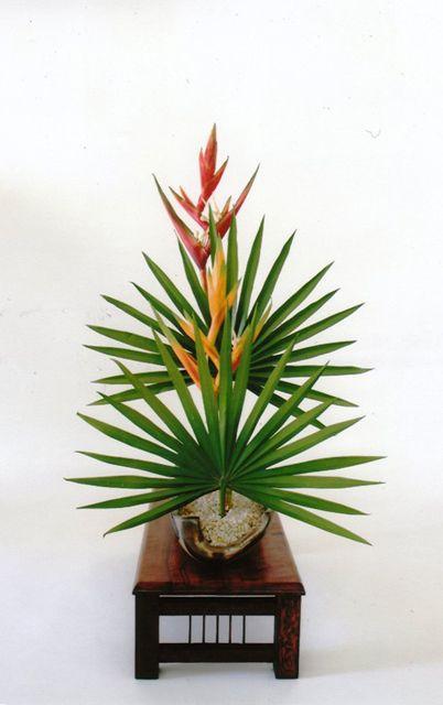 Ikebana - Bird of Paradise