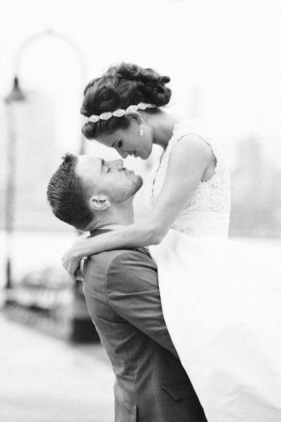 cute wedding day photo