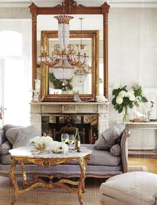 Interior design by Annie Brahler
