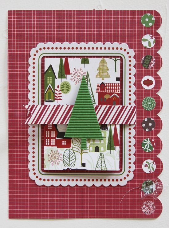 December Daily Page *Wonder and Wishes* - Scrapbook.com