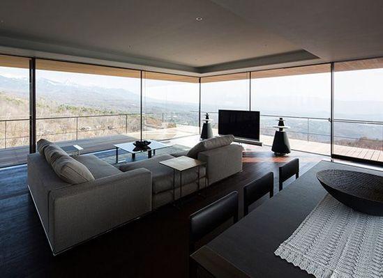 ? kidosaki architects modern house design