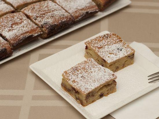 Thyroid health: dessert squares