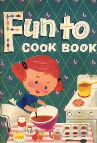 retro cook book - I loved this book!