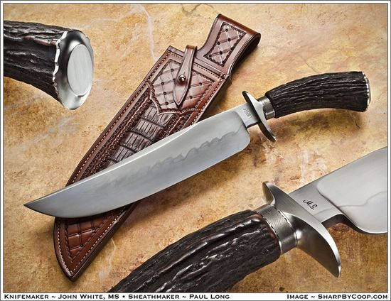 Photos SharpByCoop • Gallery of Handmade Knives - Page 16
