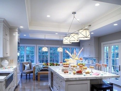 kitchen islands.....oh yes.