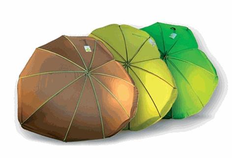 Leaf Umbrella by Anouk Jansen: $30 #Umbrella #Anouk_Jansen