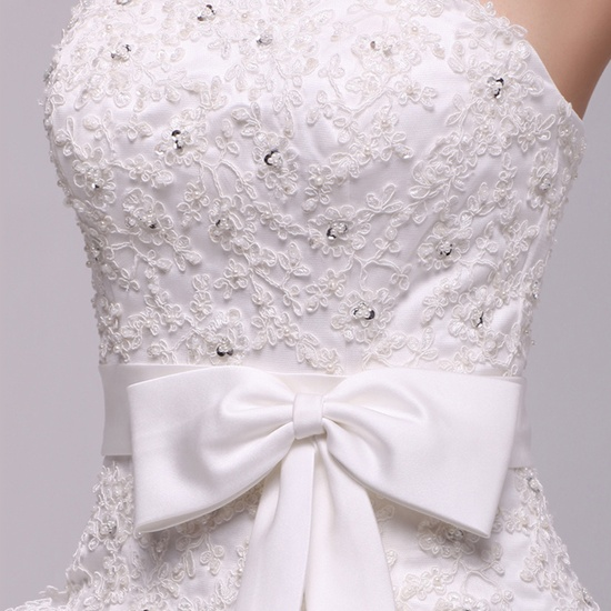 Lace look