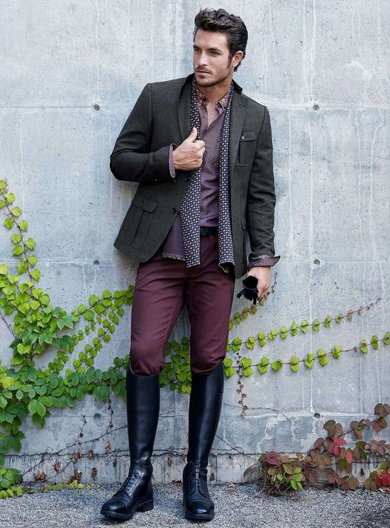 #Men's #fashion #fall #winter #things #Men #style #ideas #leather #boots #coat #jacket #sexy #Armani #AllSaints #Sorel #Varvatos ,#Polo  #Quilici , #Rick #Owens, #Balmain #Balenciaga #Belstaff , #Peuterey , #Burberry #Prorsum , #Marc #Jacobs #Vogue , #Prada , #Dolce #Gabbana