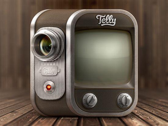 icono telly