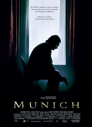 Munich..I love this film.