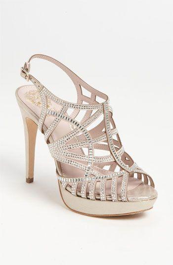 Vince Camuto 'Janene' Sandal available at #nordstromweddings