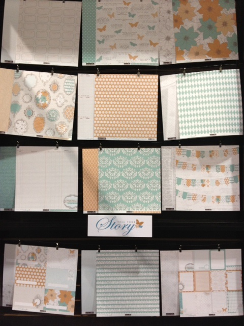 *Coming Soon* Brand New Teresa Collins Tell Your Story Collection - Scrapbook.com
