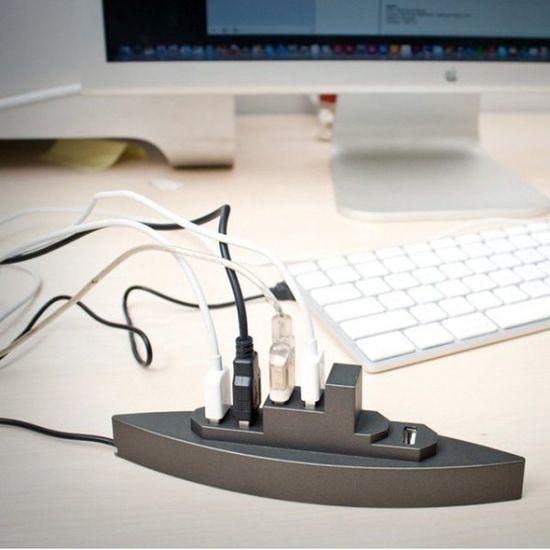 Battleship USB Hub  $4