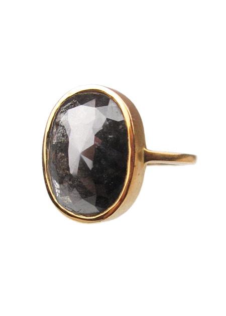 giant black diamond