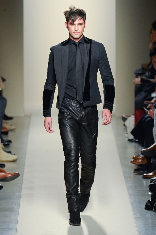 Bottega Veneta Autumn (Fall) / Winter 2012 men's