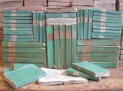 sea green books