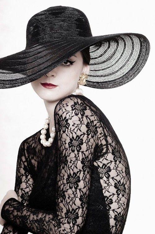 Hat Vogue Style Fashion